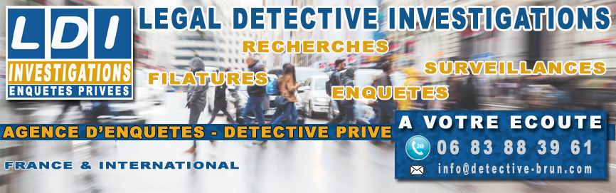 formulaire contact detective